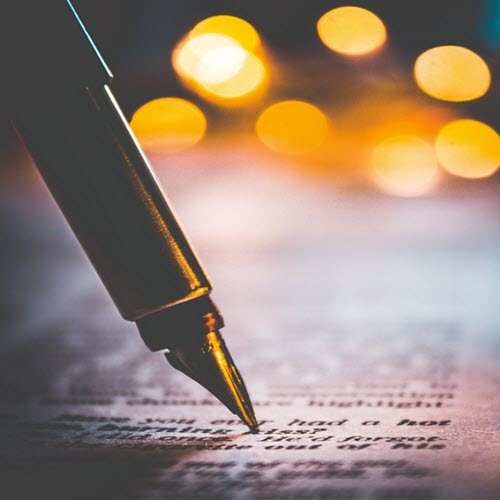 Writing - Finding Your Voice